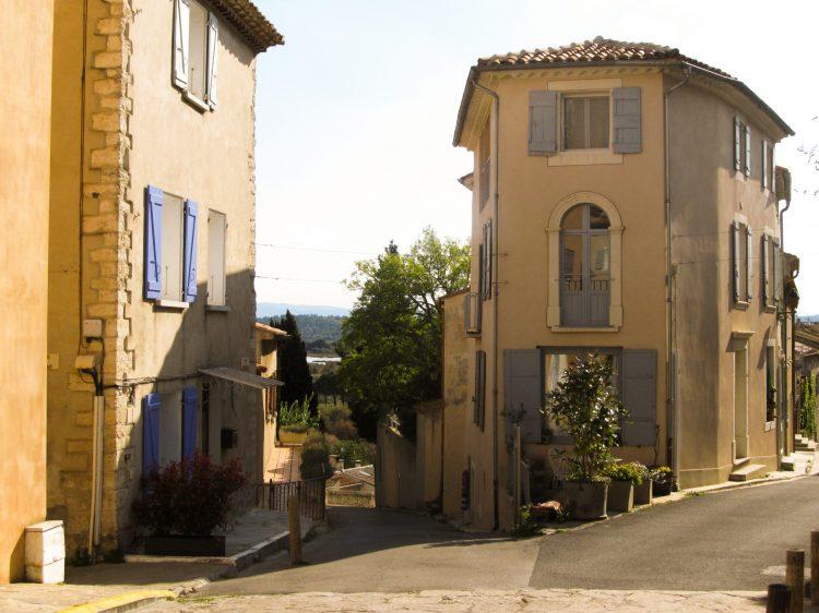 Le village de Bages