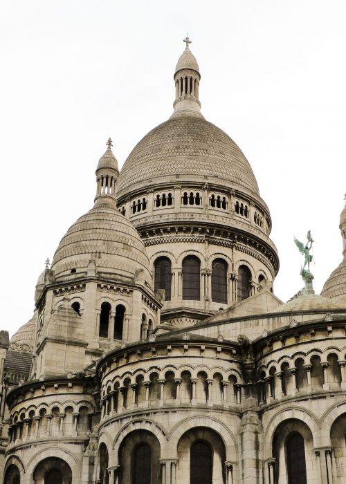 Montmartre Basilique du Sacré-Coeur