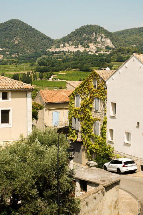 Quels villages visiter en Provence - Sablet