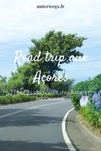 Road trip Açores : Pinterest