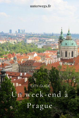 Pinterest : Découvrez à travers ce récit notre chouette week-end à Prague. Vous trouverez dans cet article nos visites, restaurants, et conseils pour organiser votre séjour dans la capitale de République tchèque.