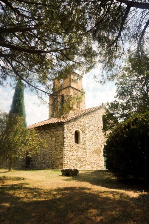 Visiter des villages en Provence : Découvrir Sablet
