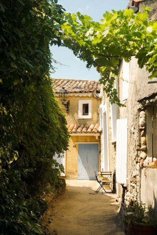 Visiter Sablet en Provence