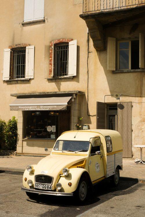 Visiter le village de Sablet en Provence